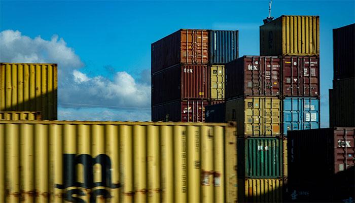 Jual kontainer baru bekas