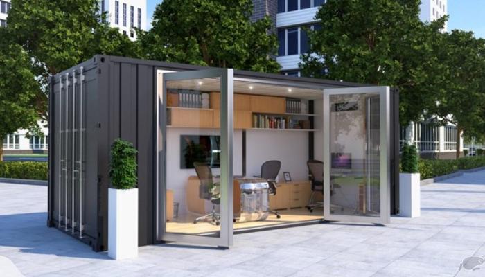 Inilah Keunggulan Office Container untuk Anda