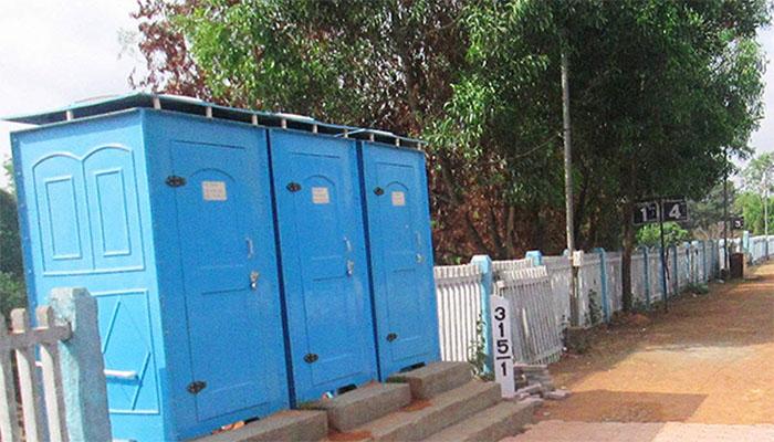 Penggunaan Modifikasi Container Bekas untuk Toilet, Mengapa Tidak?