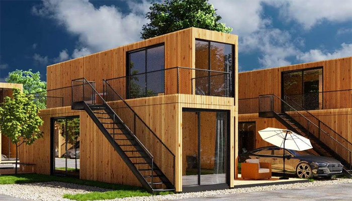 Ketahui Keuntungan Membangun Boarding House dari Kontainer Bekas