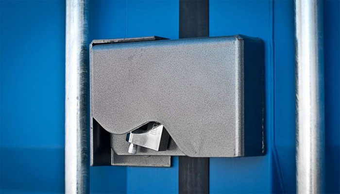 Lockbox untuk Shipping Container Anda, Perlukah?