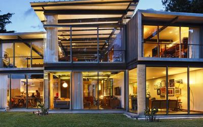 Kunci Cara Membangun Rumah Mewah dari Kontainer Bekas