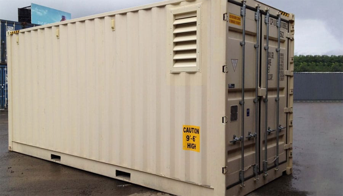 Intip Istimewanya Ventilated Container yang Menjamin Kesegaran Produk Anda