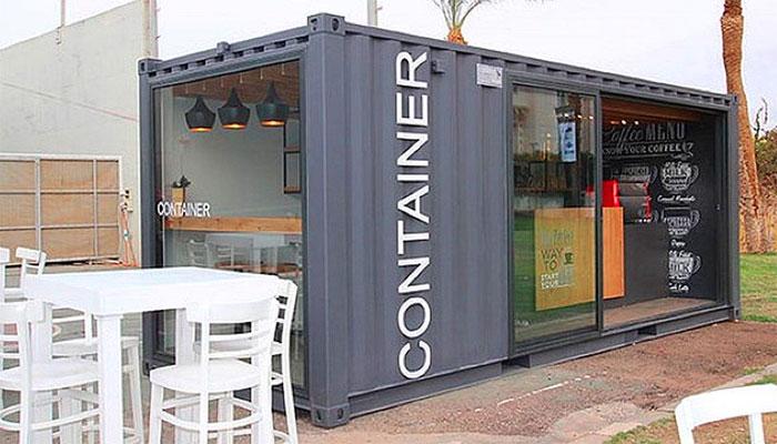 Untung dan Rugi Membangun Container Cafe di Jakarta