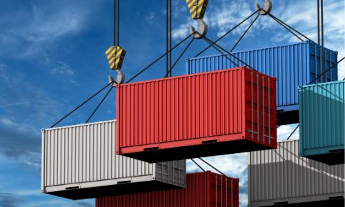 Jual Container 20 Feet Murah