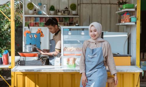 Jual Café Container / Kontainer Kafe – Jual Kontainer Baru Bekas