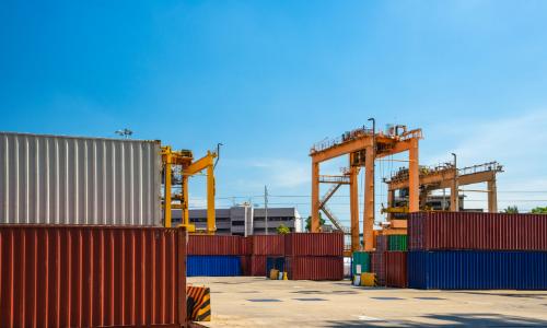 Jual kontainer Semarang Baru – Brand New Container 20 feet dan 40 feet