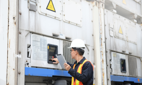 Jual Reefer Container Second / Bekas – Kontainer Berpendingin
