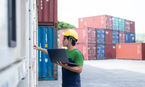 jual kontainer second murah