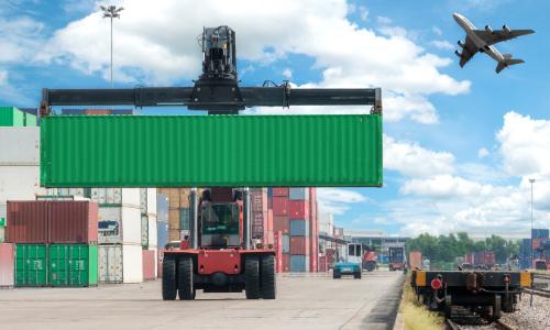 Jual Container 40 Feet Baru