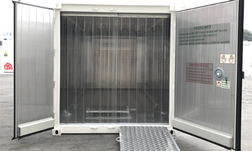 Cold Storage Reefer Kontainer, Solusi untuk Bisnis Anda