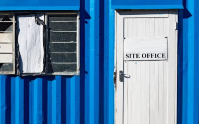 Jual Office Container / Kontainer Kantor – Jual Kontainer Baru Bekas