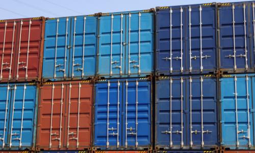 jual kontainer 20 feet second